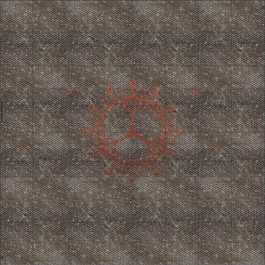 Deadzone style map  - Gravelite by matt-adlard