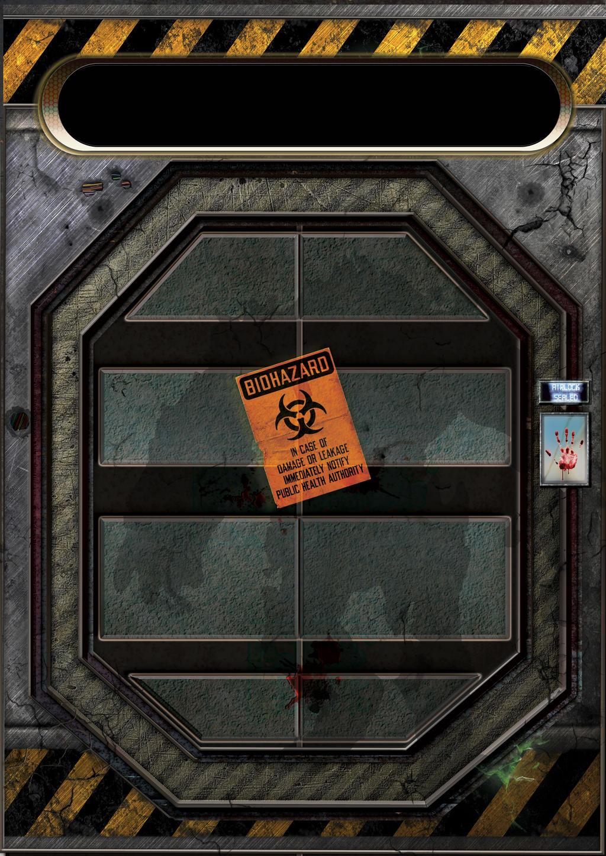Sci Fi Door by matt adlard on DeviantArt