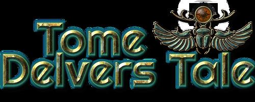 Tome-Delver-name-Logo-Varient by matt-adlard
