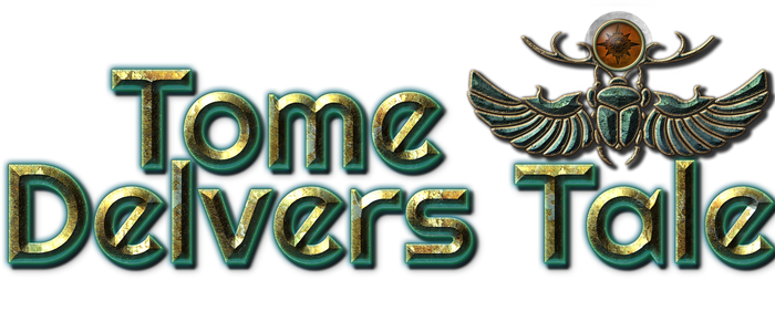 Tome-Delver-name-Logo-Varient