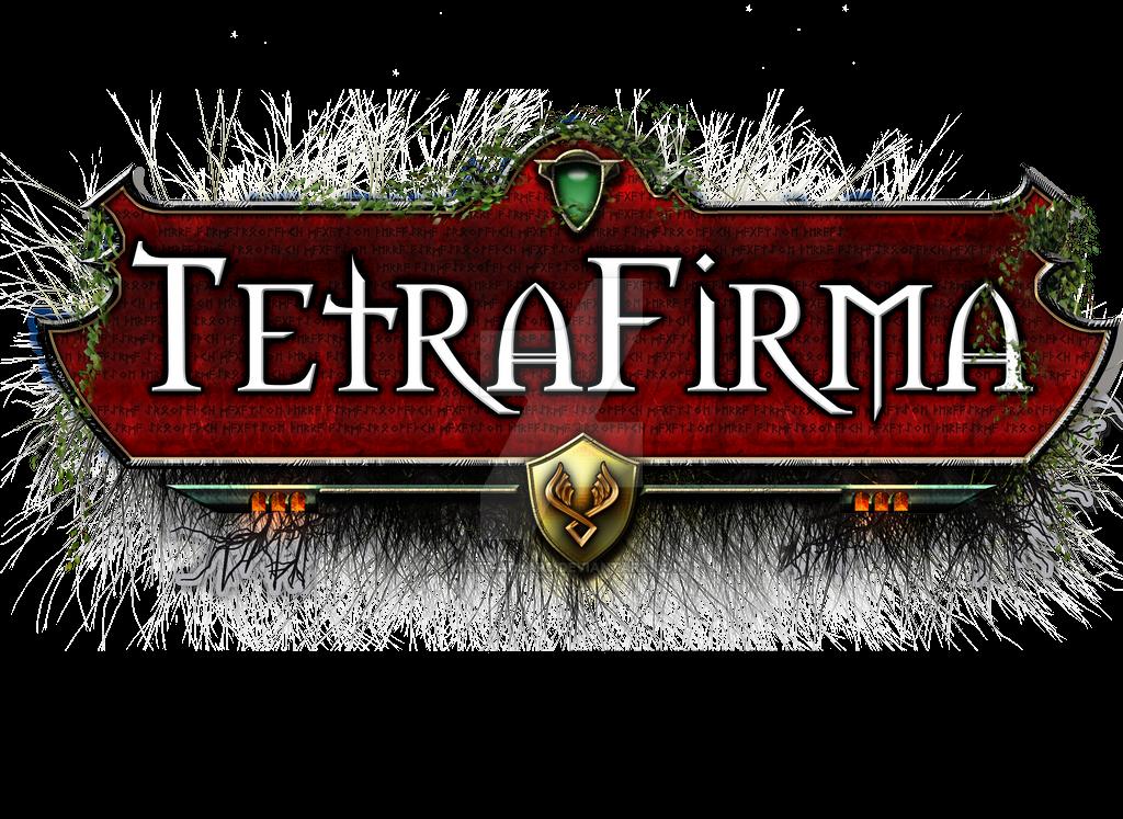 Tetra Firma Logo New varient by matt-adlard