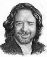 Russell Crowe by th3blackhalo