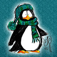 Pinguini_Bia by th3blackhalo