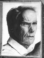 Clint Eastwood by th3blackhalo