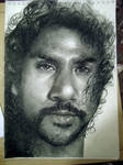 Naveen Andrews - almost done..