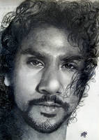 Naveen Andrews by th3blackhalo