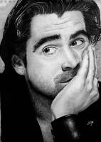 Colin Farrel by th3blackhalo