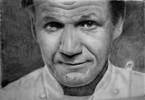 Gordon Ramsay by th3blackhalo