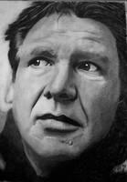 Harrison Ford by th3blackhalo