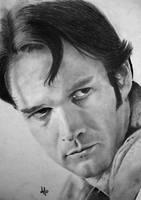 William Compton portrait by th3blackhalo