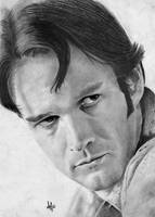Stephen Moyer portrait HQ by th3blackhalo