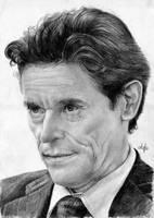 Willem Defoe portrait HQ by th3blackhalo