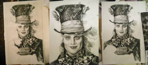 Mad Hatter WIP 04 by th3blackhalo
