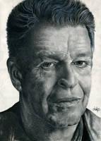 John Noble - Walter Bishop by th3blackhalo