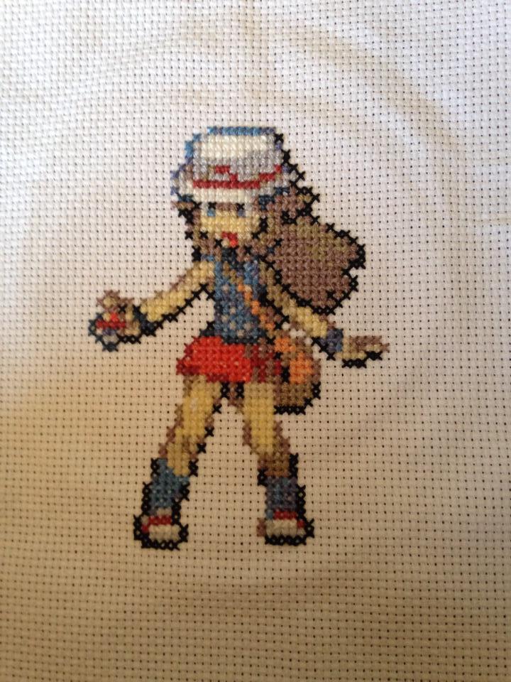 pokemon trainer by gothicgirl4444