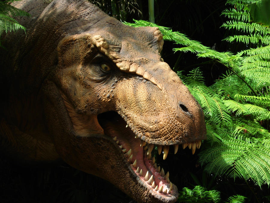 First Look at Jurassic World's Tyrannosaurus Rex from SDCC ...