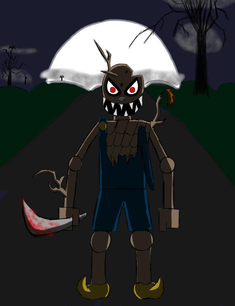 Pinokiller by ShadowAngel3