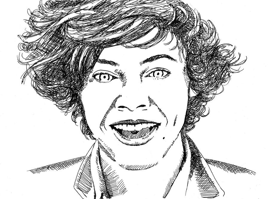 Harry Styles by heather-may