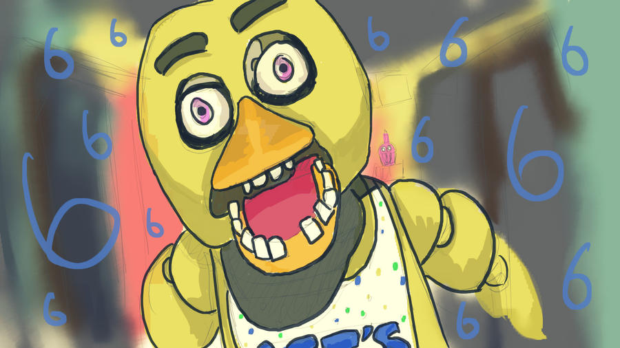 Five Nights At Freddy's Chica by heather737