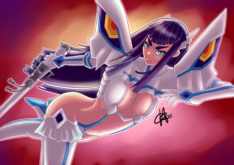 Satsuki by heather-may
