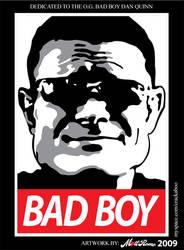 Bad Boy Dan Quinn by crackaboo
