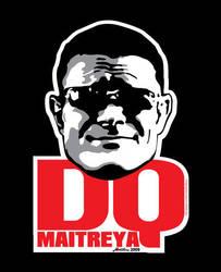 DQ MAITREYA by crackaboo