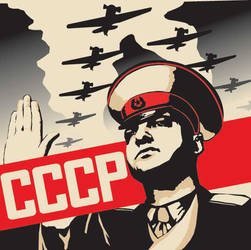 CCCP by crackaboo
