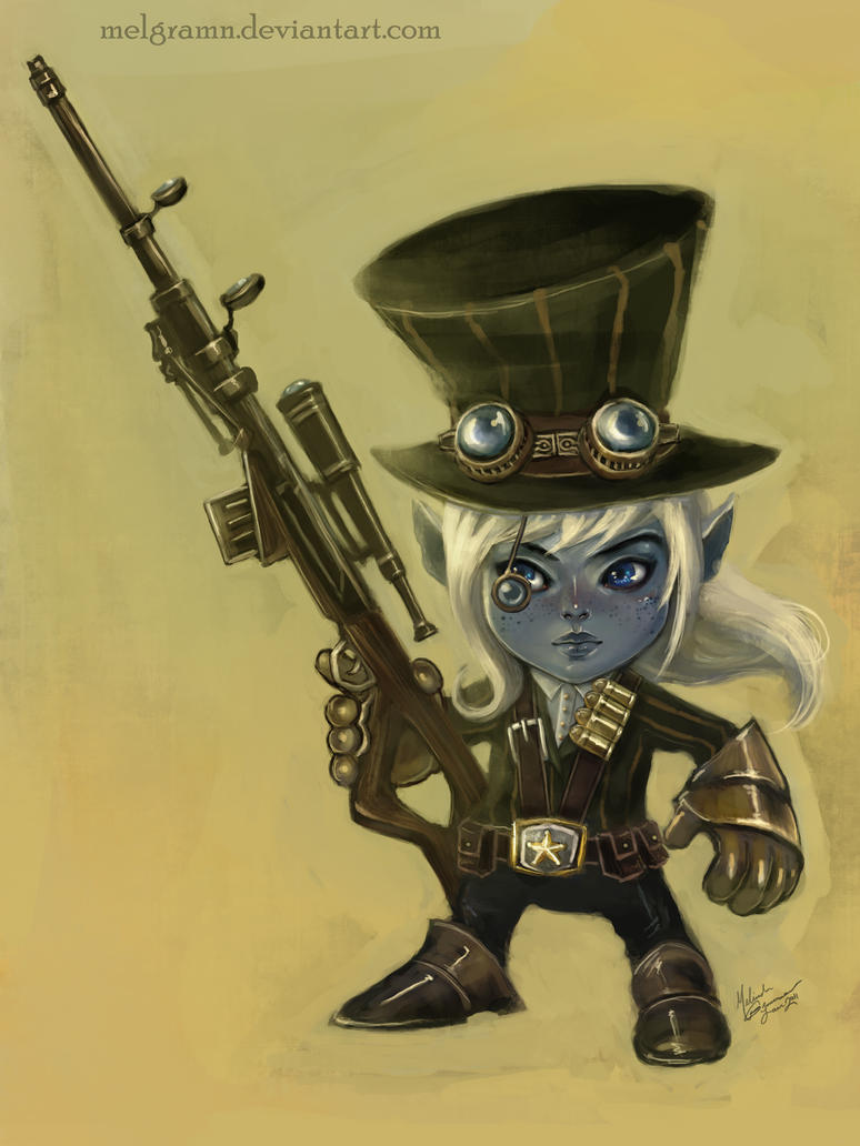 A New Sheriff in Town by Melgramn