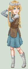 SP: Rinoa by akujin-joutei