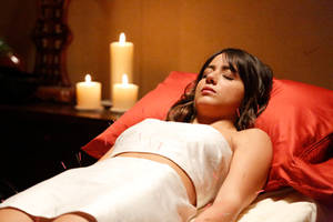 Quake (Chloe Bennet) Unconscious by uuuwee