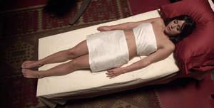 Quake (Chloe Bennet) Unconscious