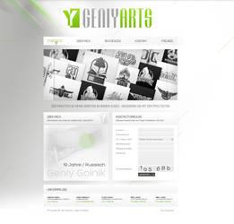 Geniy-Arts Showcase