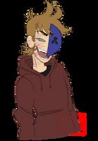 MaskedWorld ! Tord by NightmoonYT