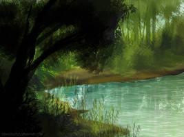 forest-ness by einiv