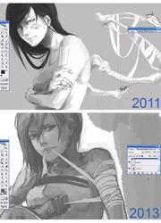 Greyscale Style Improvement by einiv