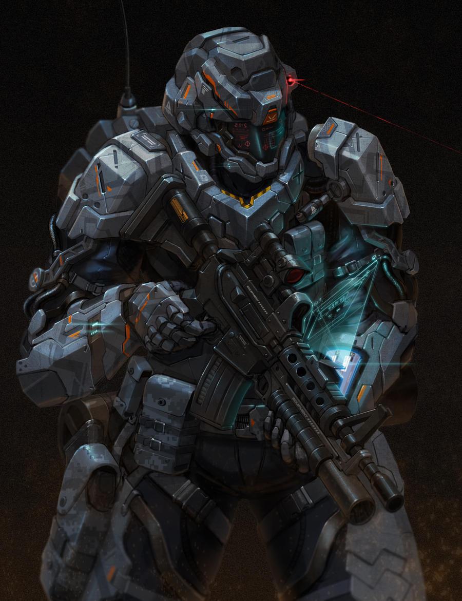 combat suit by yangyoonyoung on deviantart