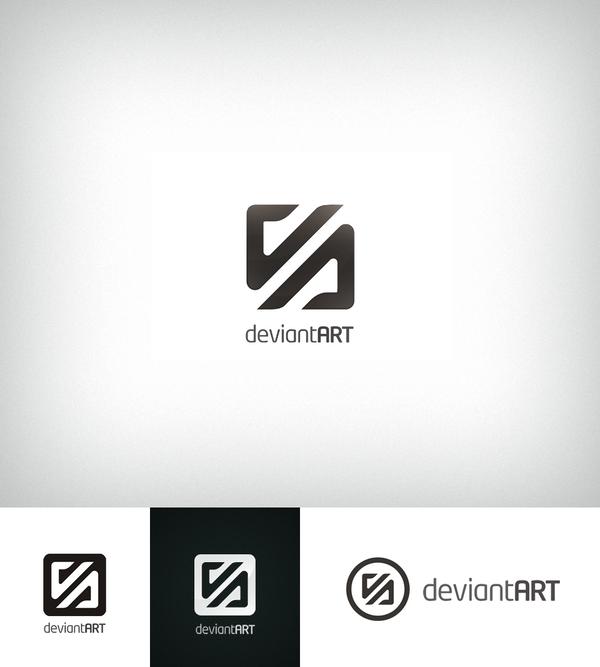 helenovs - DeviantART Logo by helenovs