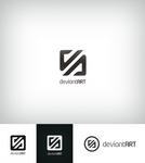 helenovs - DeviantART Logo