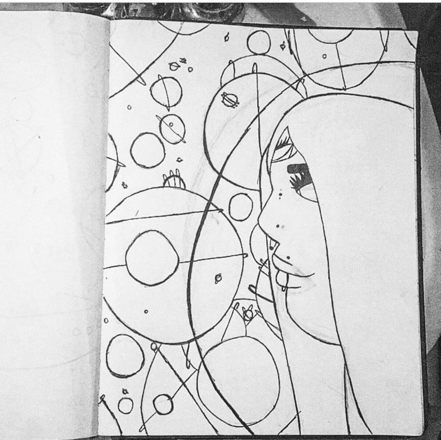 Astronaut by Rozurina-palasino