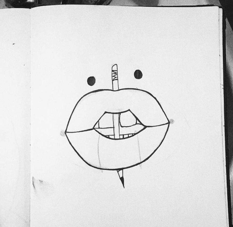 lips by Rozurina-palasino