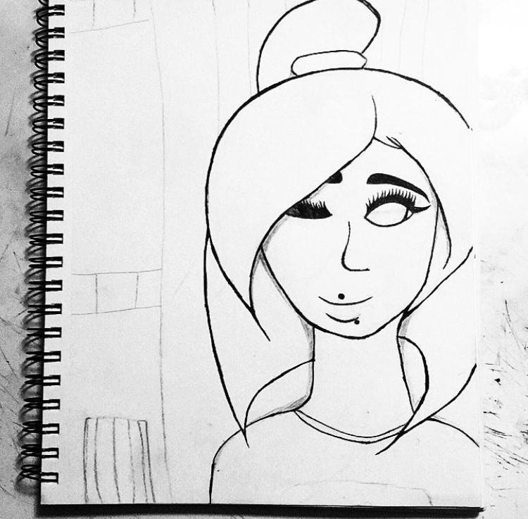 new sketchbook by Rozurina-palasino