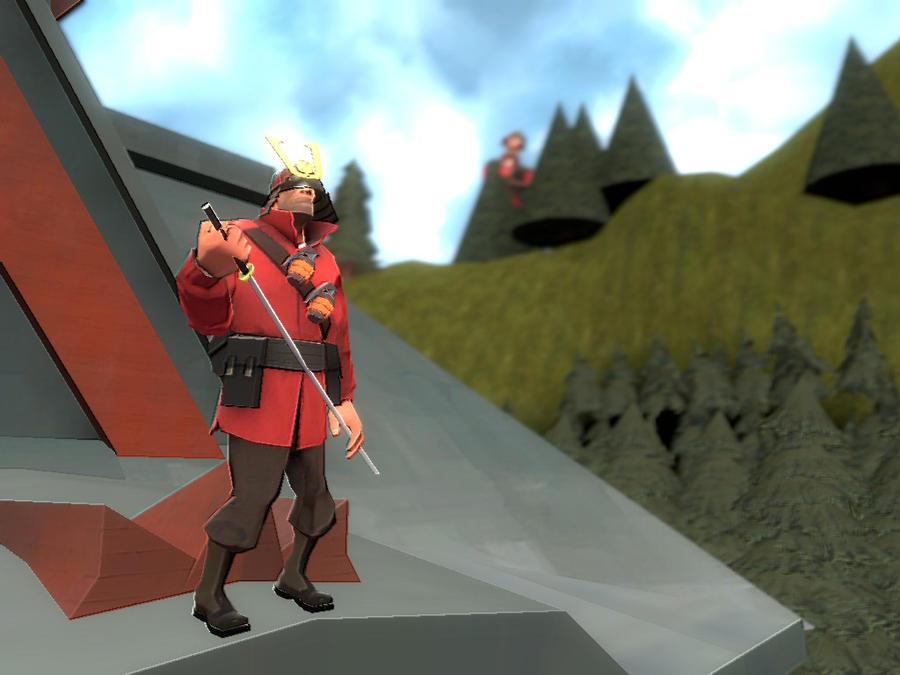 Soldier Tzu by PrawnBoy101