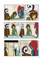 Under-Upper AU: Ch4 Page 3 by MichPajamaArtist
