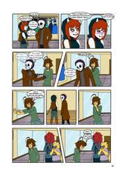Under-Upper AU: Ch4 Page 5 by MichPajamaArtist