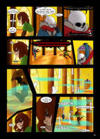 Under-Upper AU: Ch6 Page 8 by MichPajamaArtist