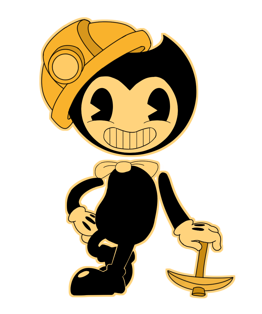miner bendy stamp  contest entry  by michpajamaartist on butcher looking for work butcher logistics