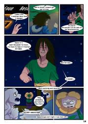 Under-Upper AU: Ch6 Page 17 by MichPajamaArtist