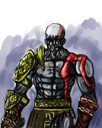 God of GAAAR by metalgearray09