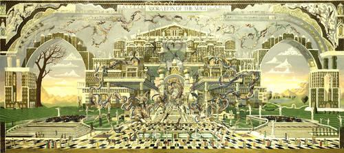 Adoration Of The Magi by JacksonDaniell