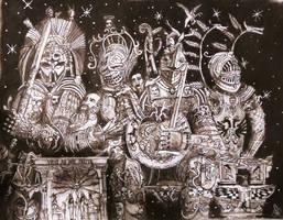 4 Knights